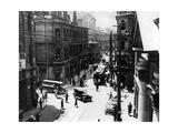 Scherl - Shanghai, 1927 Fotografická reprodukce