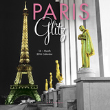 Paris Glitz - 2016 Mini Calendar Calendars