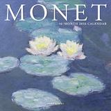 Monet - 2016 Mini Calendar Calendars
