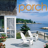 On the Porch - 2016 Calendar Calendriers