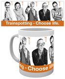 Trainspotting - Cast Mug Mug