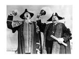 Englische Stadtausrufer während eines Wettbewerbs in Croydon, 1939 Photographic Print by  Scherl