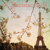 A Parisian life - 2016 Mini Calendar Calendars