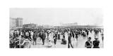 SZ Photo - Strand in New Jersey, 1910 - Fotografik Baskı
