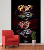 Moto GP Wallpaper Mural Wallpaper Mural