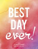 Best Day Ever - 2016 Engagement Calendar Calendars