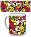 Angry Birds - Pile Up Mug Tazza