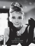 Audrey Hepburn - 2016 Engagement Calendar Planner Calendars