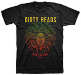 Dirty Heads - Roman Medusa (slim fit) Camisetas
