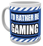 Gaming - Rather Be Mug Tazza