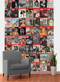 Life Magazine Covers Wallpaper Mural Veggoverføringsbilde
