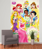 Disney Princess Wallpaper Mural Mural de papel pintado