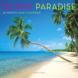 Island Paradise - 2016 Mini Calendar Calendars