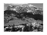 Cortina d'Ampezzo, 1930er Jahre Photographic Print by Knorr Hirth Süddeutsche Zeitung Photo