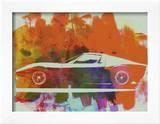 Lamborghini Miura Side 2 Prints by  NaxArt
