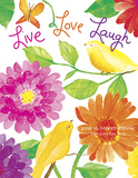 Live Love Laugh - 2016 Engagement Calendar Planner Calendars