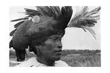 Ureinwohner in Südamerika, 1930er Jahre Photographic Print by Knorr Hirth Süddeutsche Zeitung Photo