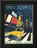 Times Square: New York City Art by  Anderson Design Group