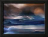 Coastal Dawn Framed Photographic Print by Ursula Abresch