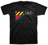 OMD - US Tour Front (slim fit) Shirts