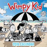 Wimpy Kid - 2016 Calendar Calendars
