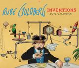 Rube Goldberg Inventions - 2016 Calendar Calendars