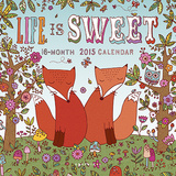 Life is Sweet - 2016 Mini Calendar Calendars