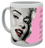 Marilyn Monroe - Close Up Mug - Mug