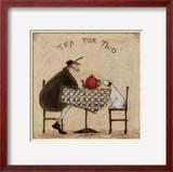 Sam Toft - Tea for Two - Reprodüksiyon