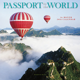 Passport to the World - 2016 Mini Calendar Calendars