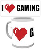 Gaming - Love Gaming Mug Tazza