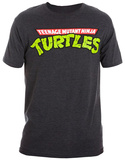 Teenage Mutant Ninja Turtles - Logo Tシャツ