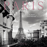 Paris - 2016 Mini Calendar Calendars