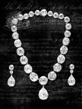 Her Majesty's Jewels II Giclee Print by Deborah Devellier