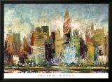 Metropolis Art by Bruce Marion