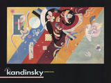 Composition No. IX Poster by Wassily Kandinsky