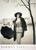 Hyde Park (1951) Samlertryk af Norman Parkinson