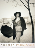 Hyde Park (1951) Collectable Print by Norman Parkinson