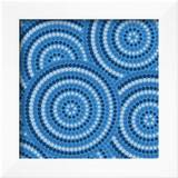 Aboriginal Abstract Art Prints by  Piccola