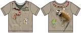 Toddler: Zoo Keeper Tee T-shirts