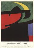 Joan Miró - Catalan Peasant in the Moonlight - Koleksiyonluk Baskılar