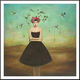 Fair Trade Frame of Mind Mounted Print by Duy Huynh