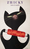 Zwicky Soie a Coudre Prints by Donald Brun