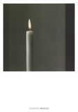 Kerze (Candle) Prints by Gerhard Richter