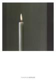 Kerze (Candle) Prints by Gerhard Richter