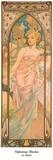 Le Matin Art by Alphonse Mucha