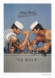 Le Male Posters by Pierre & Gille Commoy & Blanchard