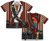 Short Sleeve: Pirate Tee T-Shirt