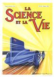 La Science et La Vie Collectable Print by  Unknown