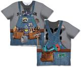 Short Sleeve: Handyman Tee Skjorte